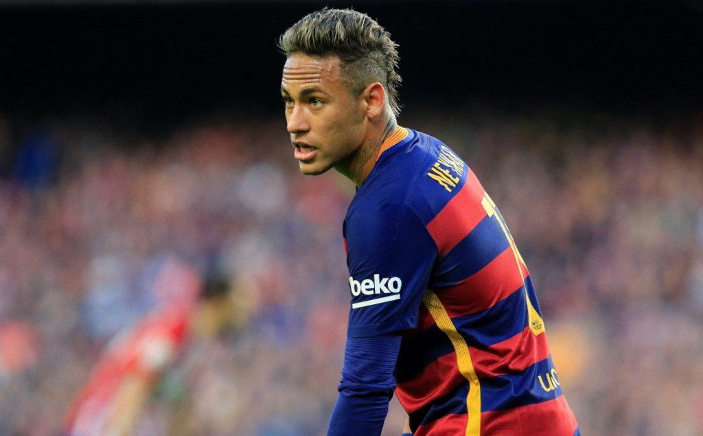 Neymar Barcelone